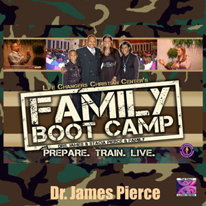 Family Bootcamp 10-CD Series